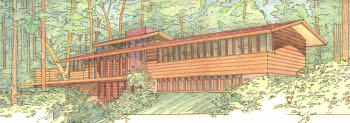 Design and Rendering by Milton Stricker